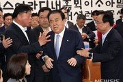 [속보] 문희상 국회의장, 성모병원→서울대병원 긴급 이송