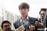 '마약투약 혐의' 박유천, 영장실질심사 출석…'묵묵부답'