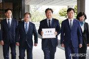 패스트트랙 극한 대치 속 민주-한국, 고소·고발 '장외전'