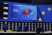 """유럽의회 """"이번 선거 투표율 50.5%, 20년만에 최고"""""""