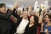메르켈, 아직 살아있네!…獨 유럽의회 선거서 1위