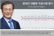 文대통령 지지율 48,4% 소폭상승…민주 40.1%-한국 31.5%