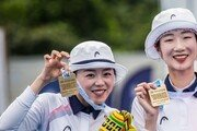 양궁, 남녀 모두 도쿄올림픽 출전권 획득…총 6장