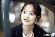 """김보라 """"조병규와 데이트 도중 파파라치 눈치챘지만…"""""""