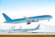 대한항공, 항공기 운항능력 입증…정시출발 지표 향상