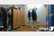 서울대 지하계단 밑 1평 휴게실…청소노동자는 쉬다 숨졌다