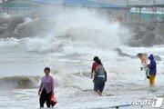 태풍 '크로사' 일본 시코쿠 상륙…'간접영향' 한반도에도 많은 비