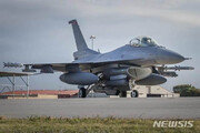 """美, 대만에 최신형 F-16 전투기 66대 판매 결정…中 """"군사접촉 중단하라"""""""
