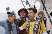 도시어부팀-배우 김새론, 팔라우에서 튜나 잡기 대작전