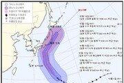 19호 태풍 하기비스, 12일 오후 日도쿄 관통할 듯
