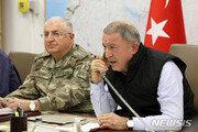 """터키 """"시리아 작전서 181개 목표물 공격""""…공습 속도 가속"""