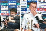 """손흥민 """"北선수들, 공 상관없이 달려들어… 심한 욕설, 기억하기 싫을 정도"""""""