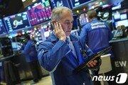 뉴욕증시 장 초반 하락세…J&J 급락+중국 성장 둔화에 실망