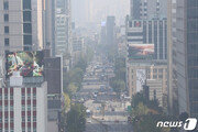 올 가을 첫 미세먼지 예비저감조치…공공부문 차량 2부제