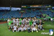 한국, 아시아서 유일하게 U-17 월드컵 8강행…아프리카세 전멸