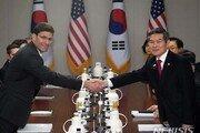 """한미 국방장관 """"北 연이은 미사일 발사행위 심도있게 논의"""""""