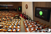 소방관 국가직화·상훈법 등 행안부 소관 13개 법률안 본회의 통과