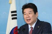 비박잔류파 3선 강석호 의원, 한국당 원내대표 출마 선언