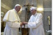 은퇴한 베네딕토 16세 前교황, 프란치스코 교황에 공개 반발 논란