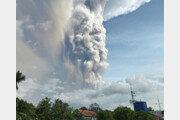 필리핀 '탈' 화산 폭발…교민이 직접 전한 현지 상황은?