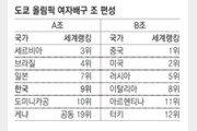 """라바리니호 """"내친걸음 도쿄서 숙적 일본 꺾자"""""""