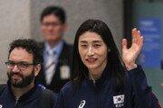 '배구여제' 김연경, 18일 터키 출국…구단과 향후 일정 논의