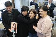 """'장기기증 은인' 찾아 미국서 온 킴벌리 """"유나는 천사…감사합니다"""""""