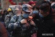 우한 폐렴 사망자 54명…베이징, 에이즈약 시험치료
