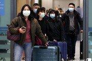 우한폐렴에 얼어붙은 제주 하늘길…중국인 관광객 '반토막'