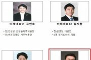 '노욕 논란' 손학규, 비례 2번→14번…1번 정혜선 코로나 특위위원장