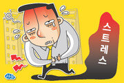 [숨박사 효석의 건강 365] 위염, 스트레스를 줄여라