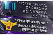 [뉴스A]단독/인수위 업무보고서도 검-경 밥그릇 싸움