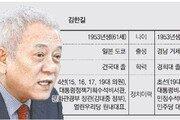 물과 기름 같은 비노-친노 좌장… 6월선거 앞두고 '외줄타기 동거'
