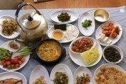 [김화성 전문기자의 음식강산]아으 다롱디리! 꽃보다 전주막걸리집