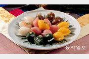 [김화성 전문기자의 음식강산]누가 밤하늘에 달떡을 심어놓았나
