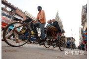 [이훈구 기자의 히말라야 2400㎞]<19>네팔 서민들의 택시 '릭샤'
