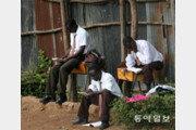 [홍진환 기자의 케냐에서 희망 찾기]<14>학교 수업은 끝났지만…
