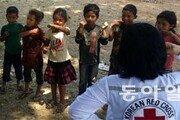 지진 공포 속에도 다시 피어나는 아이들의 꿈