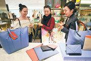 갤러리아명품관, 외국인 매출 月 30%이상 증가