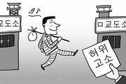 시설 좋은 교도소 옮기려 허위고소… '멤버 좋은 방' 배정 로비