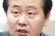 """김관영 """"법안 찬반, 黨이 시키는대로 했다"""""""