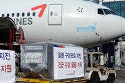 아시아나항공, 日 지진피해지역에 긴급 구호품