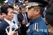 경찰, 백남기씨 부검 시도… 25일 영장만료, 재신청 '명분쌓기'