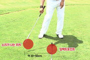 골프 타수를 줄이려면 이것부터 시작해야…