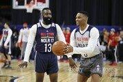 NBA도 MVP 경쟁으로 후끈