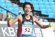 '에이스' 유승엽, 위기의 한국마라톤을 구하라