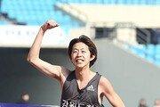 """2시간14분01초 국내 남자 우승 유승엽 """"순위보다 기록 우선인데…"""""""