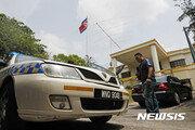 말레이 경찰, 北대사관 경내 진입…용의자 3명 조사