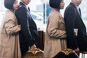 '초인가족' 선우선, 박혁권에 다정한 백허그 '무슨 사이?'