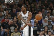 레너드 37점·11R 원맨쇼…NBA PO 서부 8강 2차전 승리의 주역